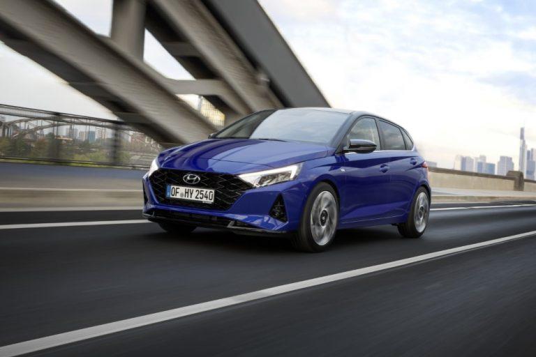 Uusi Hyundai i20 on kohta Suomessa