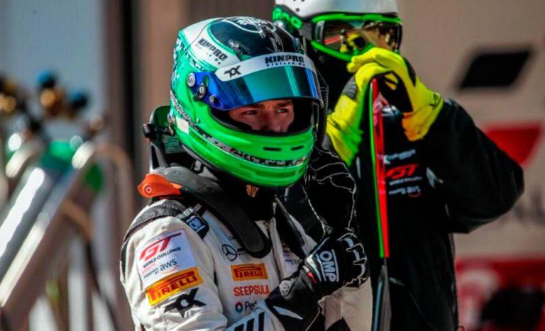 Juuso Puhakan kausi GT World Challenge sprinttisarjassa päättyi pettymykseen