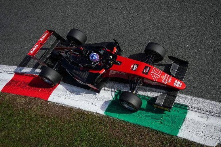 Formula regional: Suomalaistallilla täydellisyyttä hipova viikonloppu Monzassa