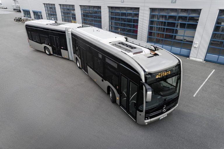 Mercedes-Benz esittelee uuden kiinteäelektrolyyttisen akkujärjestelmän