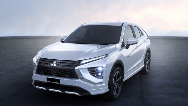 Mitsubishi tuo ladattavan Mitsubishi Eclipse Cross PHEV -mallin myös Suomeen