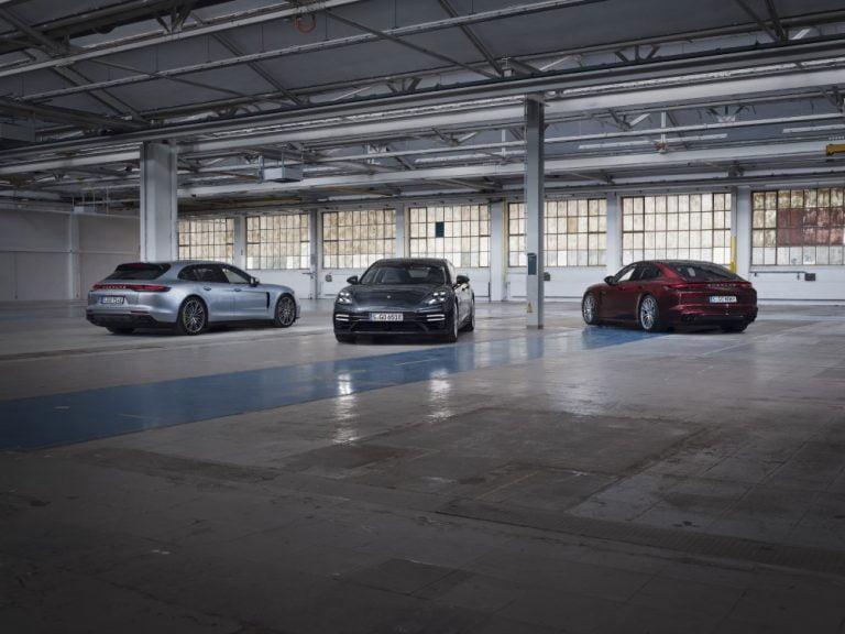 Porschelta erittäin tehokas Panamera — 700 hv ja 870 Nm
