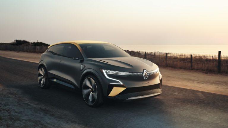 Renault esitteli sähköautoilun tulevaisuuden visionsa — markkinoille jo ensi vuonna