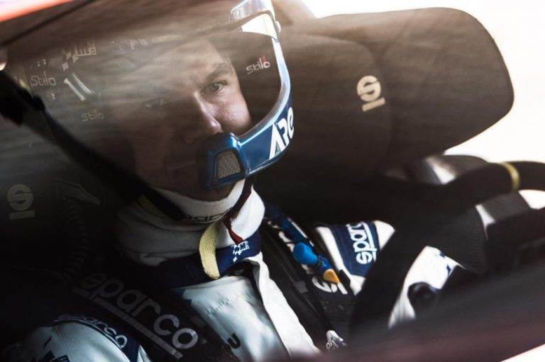 WRC: Suninen onnistui hyvin iltapäivän ensimmäisellä pätkällä