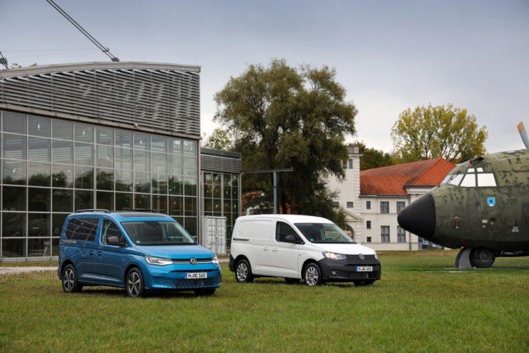 Uusi Volkswagen Caddy on kasvanut kokoa — tulossa myös kaasuversio!