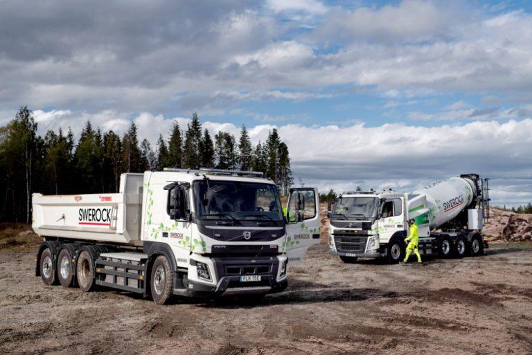 Volvo Trucks käynnistää täysin sähkökäyttöisten kuorma-autojen asiakastestit