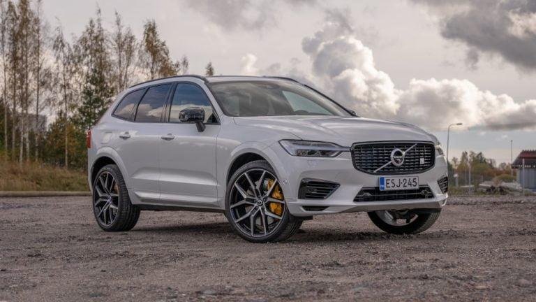 Volvo on alkuvuoden ladattavien henkilöautojen ykkönen