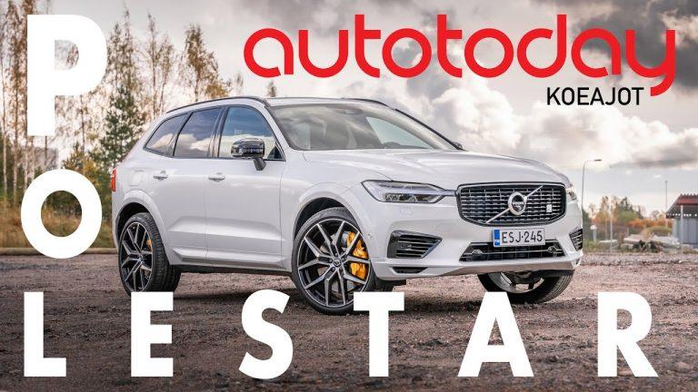 Autotoday testasi: Volvo XC60 T8 Polestar Engineered — perheenisän märkä päiväuni