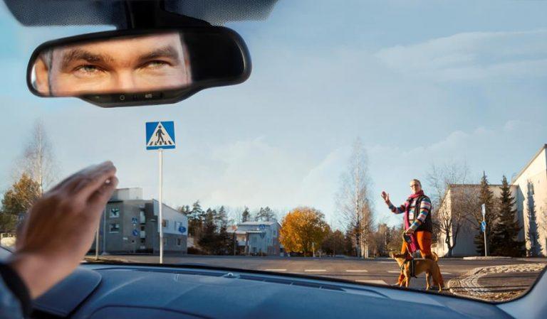Uusilla rutiineilla liikenne turvallisemmaksi pienin askelin