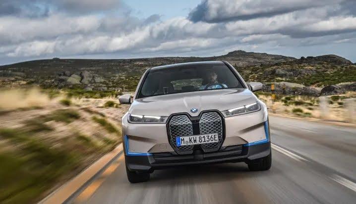 Tällainen uusi teknologinen lippulaiva tulee BMW:ltä vuoden kuluttua
