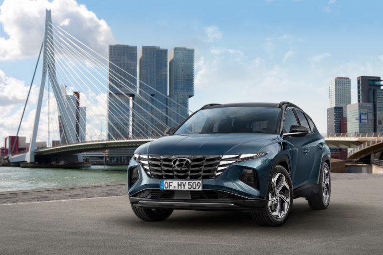 Uusi Hyundai Tucson on kohta täällä — halvin malli maksaa alle 30 000 €