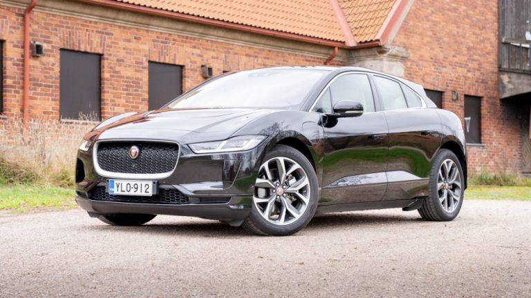 Autotoday testasi: Jaguar I-Pace EV400 — palkintoja kahminut premiumtasoinen täyssähköinen SUV