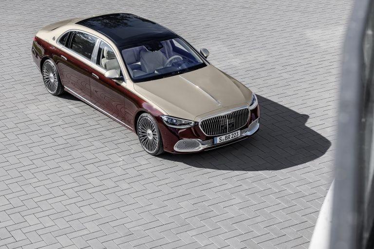 Tällainen on Mercedes-Maybach S-sarjan auto