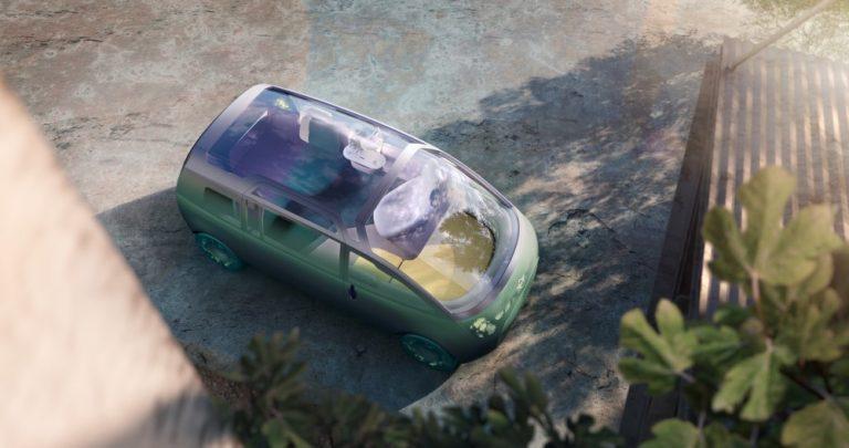 Minin tulevaisuuden visio esittelee erilaisia sisätiloja