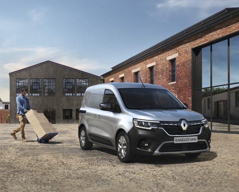 Renaultilta kaksi uutta pikkupakua — toinen tarjolla myös henkilöautona