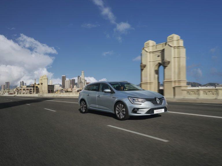 Uudistuneen Renault Mégane -malliston ennakkomyynti käynnistyy