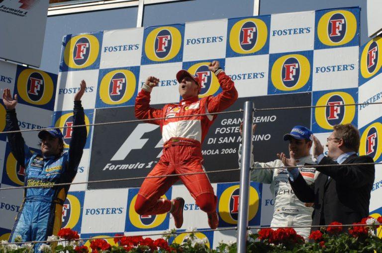 F1: Näin kävi viimeksi Imolan GP:ssä