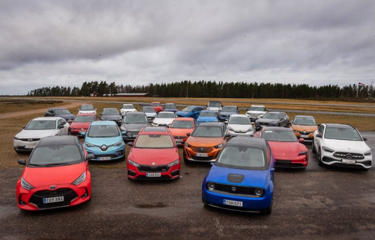Nyt taas valitaan Vuoden Auto Suomessa  — tarjolla 27 mielenkiintoista uutuutta!