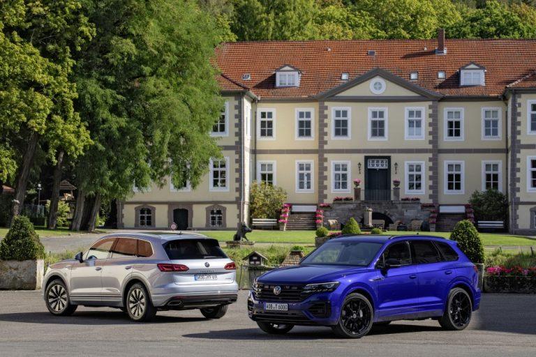 Volkswagenin tehokkain malli, Touareg on nyt hinnoiteltu — myyntiin vielä tässä kuussa