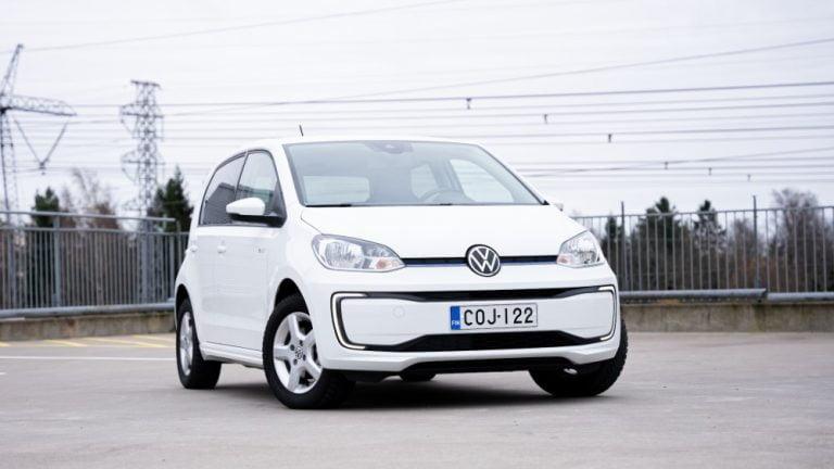 Autotoday testasi: Volkswagen e-up! — sähkökauppakassi, jolla taittuu pidemmätkin matkat