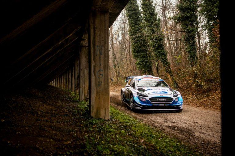 WRC: Lapille ja Sordolle aikarangaistukset Monzan MM-rallissa