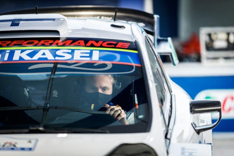 WRC: Lappi putosi kakkoseksi Monzan MM-rallissa
