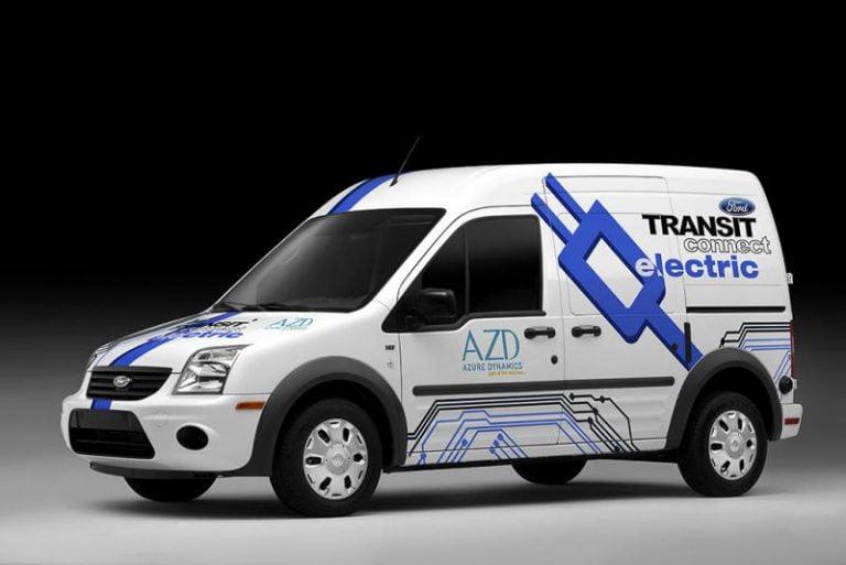 Autotoday 10 vuotta sitten: Ford Transit Connectin sähköversiota testataan Saksassa
