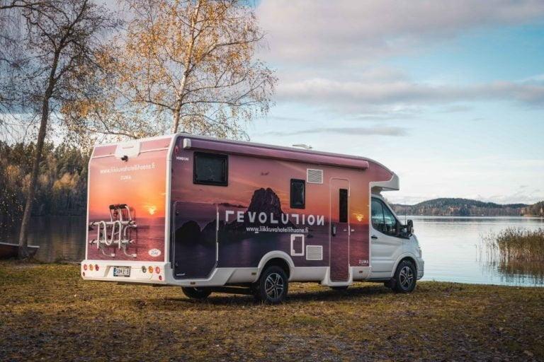 Uudenlainen tapa vuokrata matkailuauto
