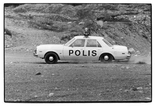 Päivän poliisiauto: Dodge Aspen Police Special 1978, TM-25