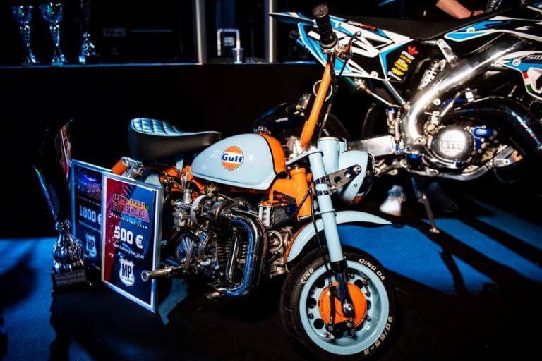Petrol Circus Custom Bike Show on ensi vuonna vain verkossa