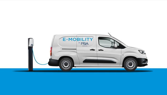 Ensi vuonna tuodaan markkinoille Citroënin ja Peugeotin pienemmät sähköpakut