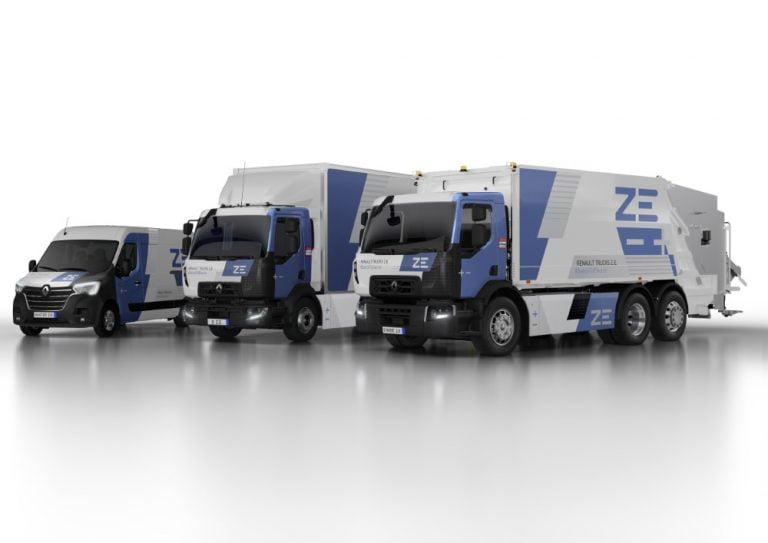 Renault Trucks laajentaa sähköautomallistoaan