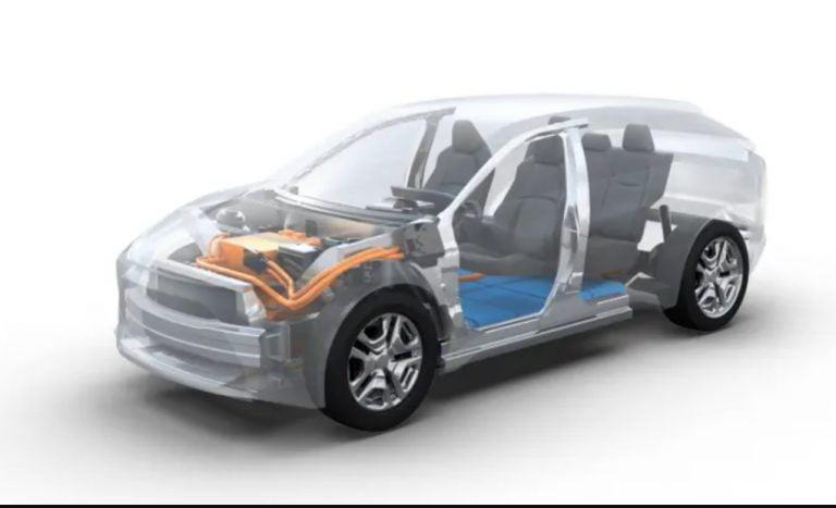 Subaru tuo lähivuosina sähköauton Euroopan markkinoille