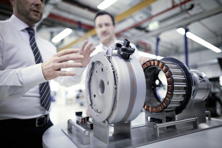 Audilla on eniten sähköisiä voimalinjoja koskevia patenttihakemuksia Saksassa