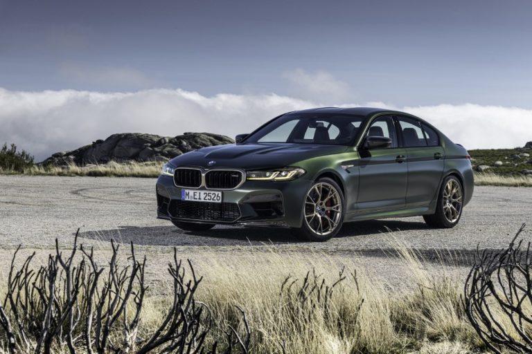 Uusi BMW M5 CS on BMW:n kaikkien aikojen tehokkain M-malli