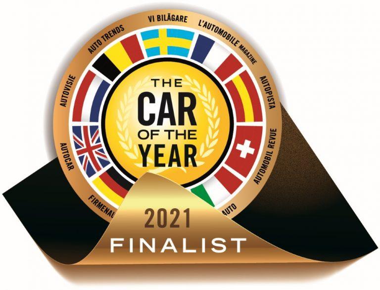 Euroopan Vuoden auto -finalistit selvillä