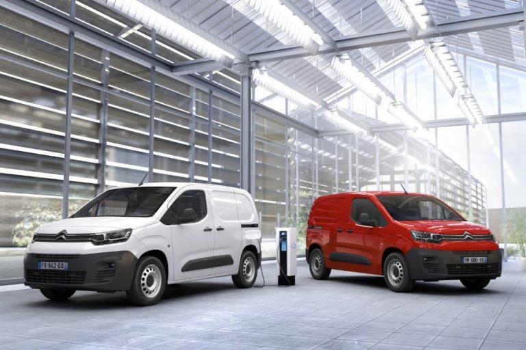 Tällainen on Citroënin sähköinen Berlingo Van