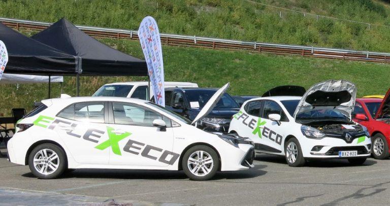 Yhä uudemmat autot voi nyt muutoskatsastaa etanolikäyttöisiksi