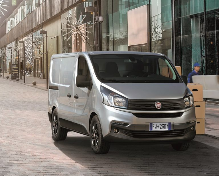 Fiat Talentoon uusi automaattivaihteisto