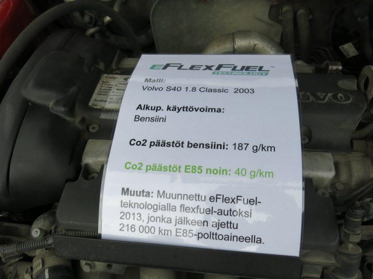 Auton muuttaminen sähkö-, kaasu- tai etanolikäyttöiseksi helpottuu maaliskuun alussa