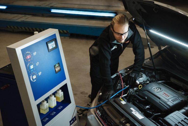 Auton ilmastoinnin käyttö kannattaa myös talvisin