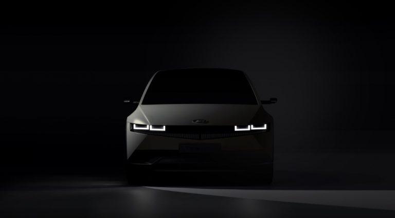 Hyundai julkaisi ensimmäiset kuvat Ioniq 5 -täyssähköautosta