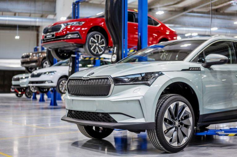 Škoda Auto keskittää yhteen paikkaan testiautojen ja prototyyppien rakentamisen