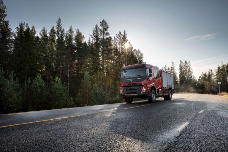 Volvo Trucksilta miehistöohjaamot FM ja FMX -malleihin — jopa yhdeksälle hengelle