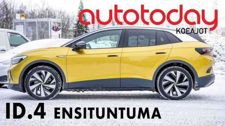 Autotoday tutustui: Volkswagen ID.4 — pikavisiitillä Suomessa
