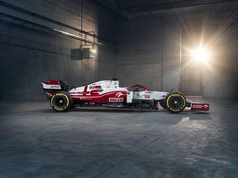 F1: Tältä näyttää Kimi Räikkösen tämän vuoden auto