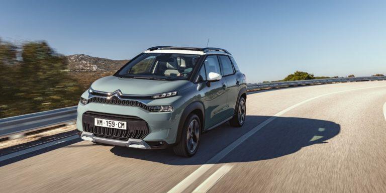 Uusi Citroën C3 Aircross kesällä Suomeen