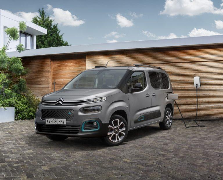 Ensiesittelyssä uusi Citroën ë-Berlingo