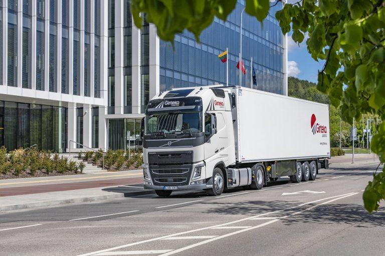 Volvo Trucksille taas jättikauppa Liettuaan