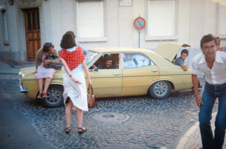 """Päivän kuva: Älä ota tästä mallia — portugalilainen """"joukkoliikenne"""""""
